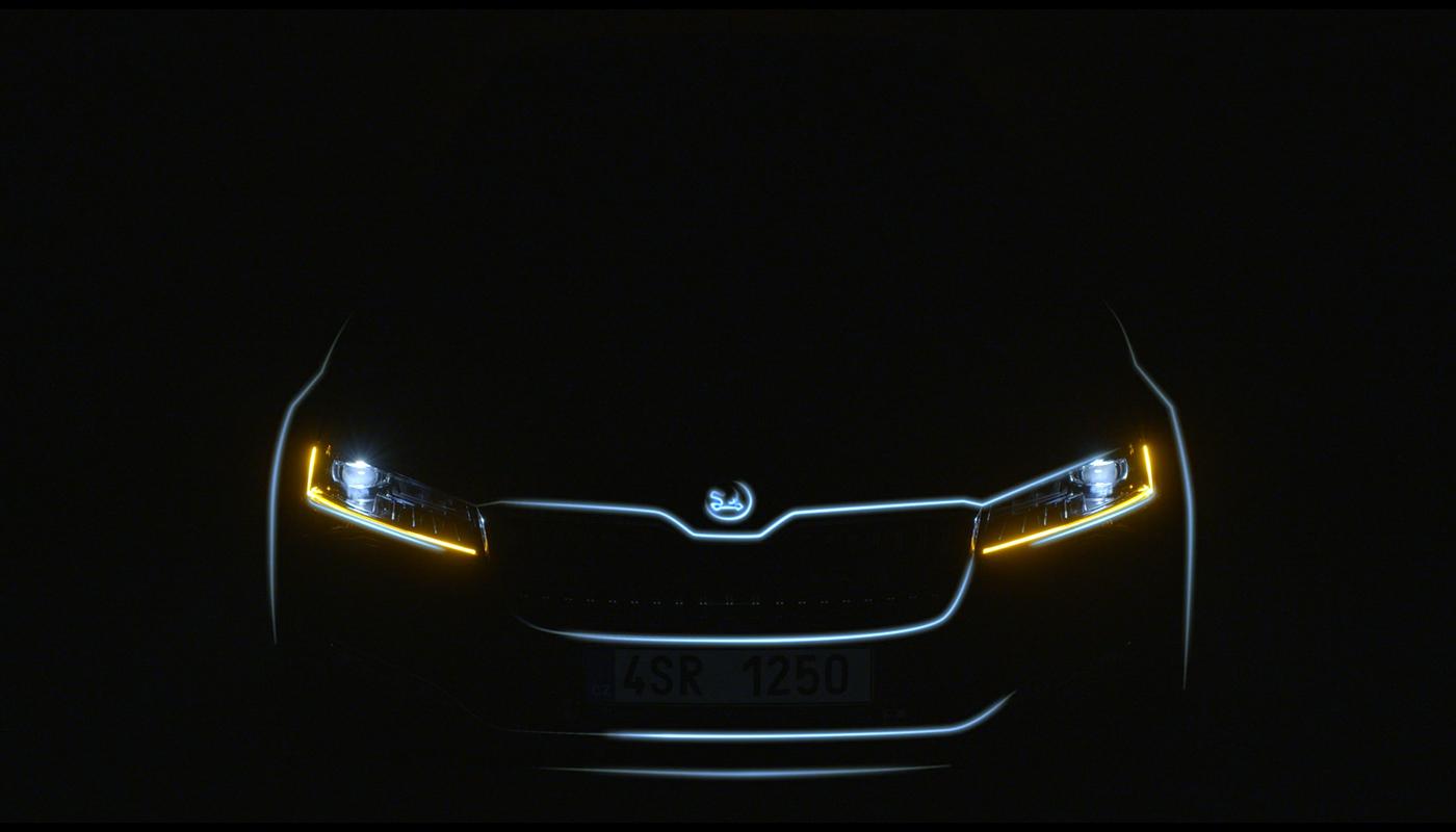Nowa Škoda Superb
