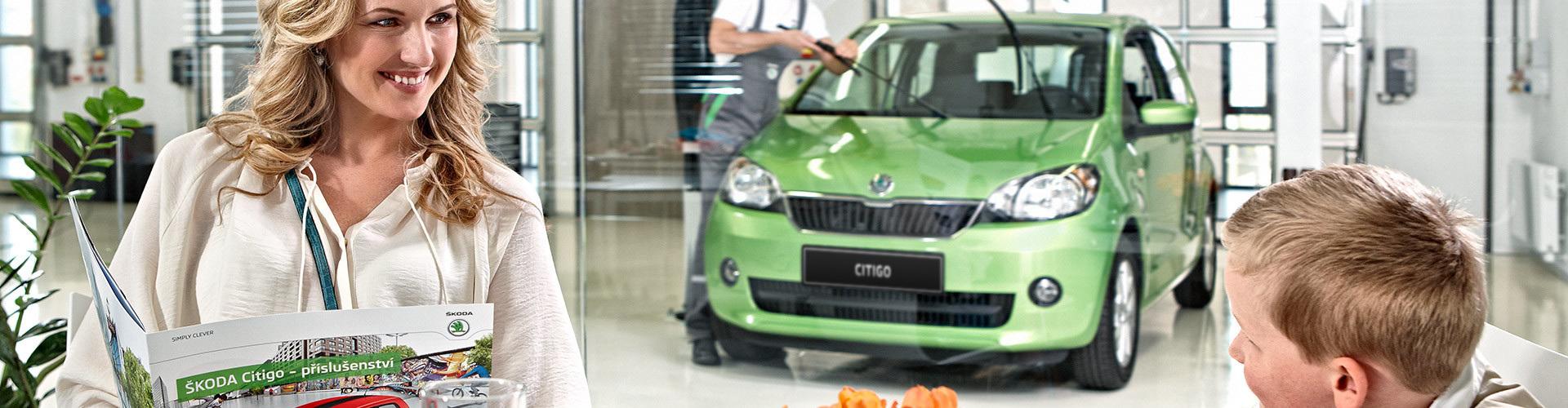 Autoryzowany serwis Škoda - umów wizytę