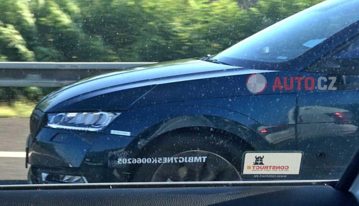 2020 Skoda Octavia Hatchback
