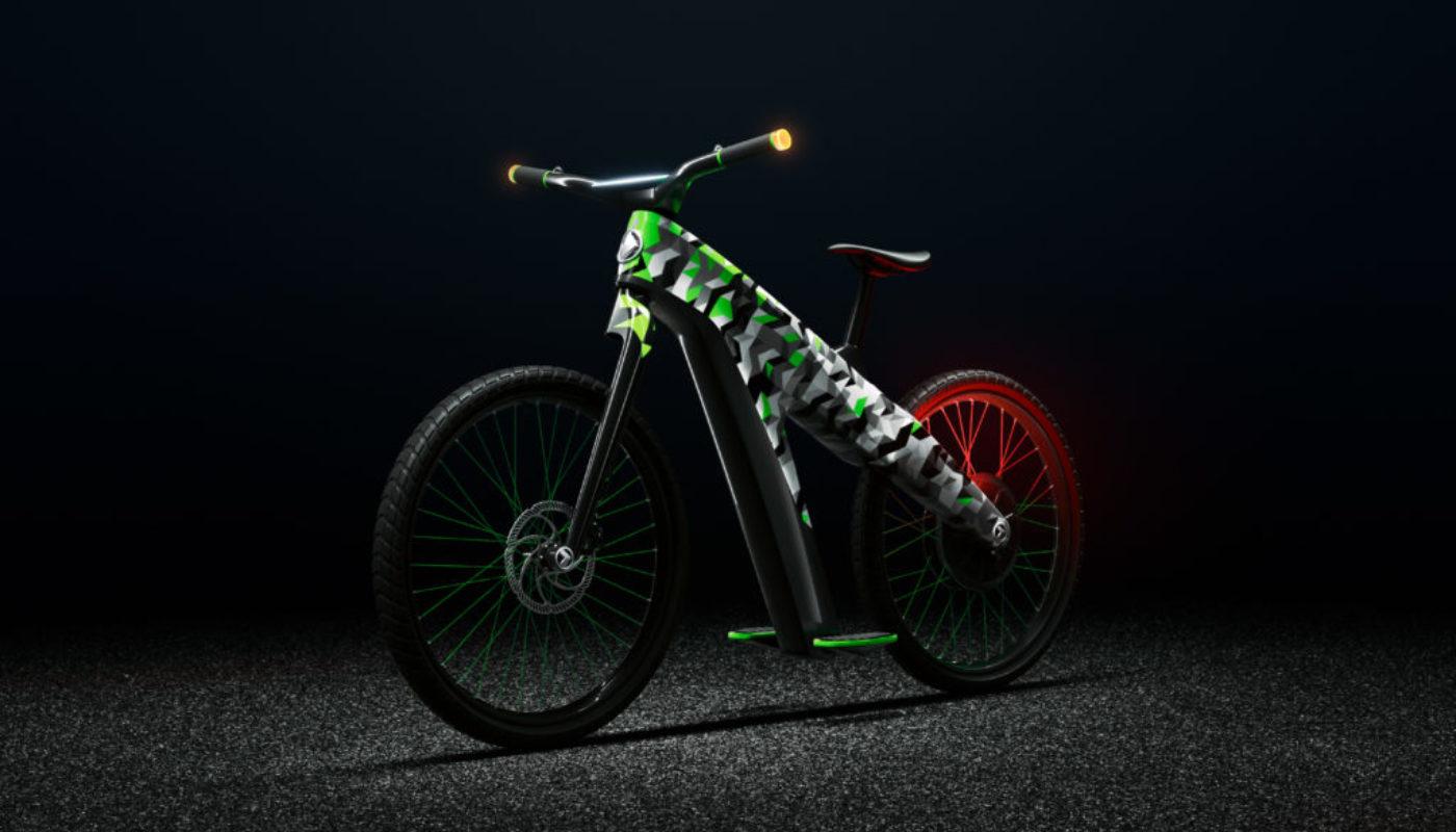 ŠKODA przedstawia elektryczny koncept pojazdu dwukołowego – KLEMENT