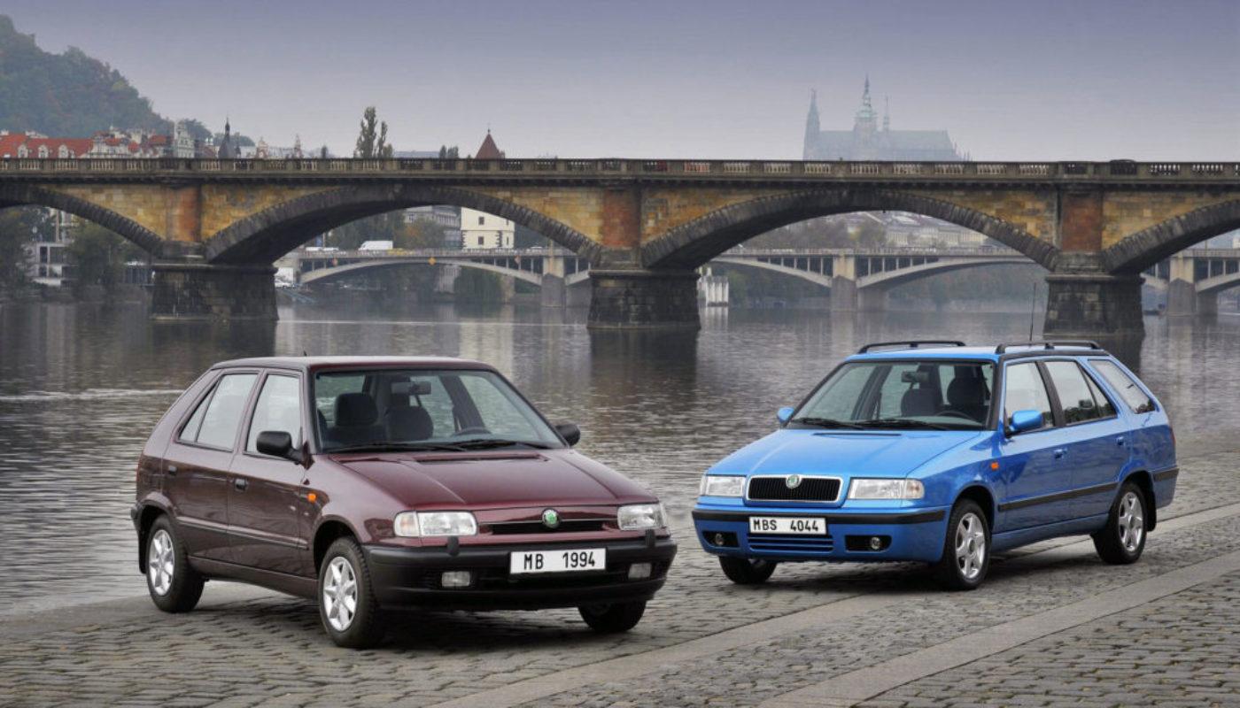 Rocznica modelu Škoda Felicia przypomina nam o wspaniałej historii tego samochodu.