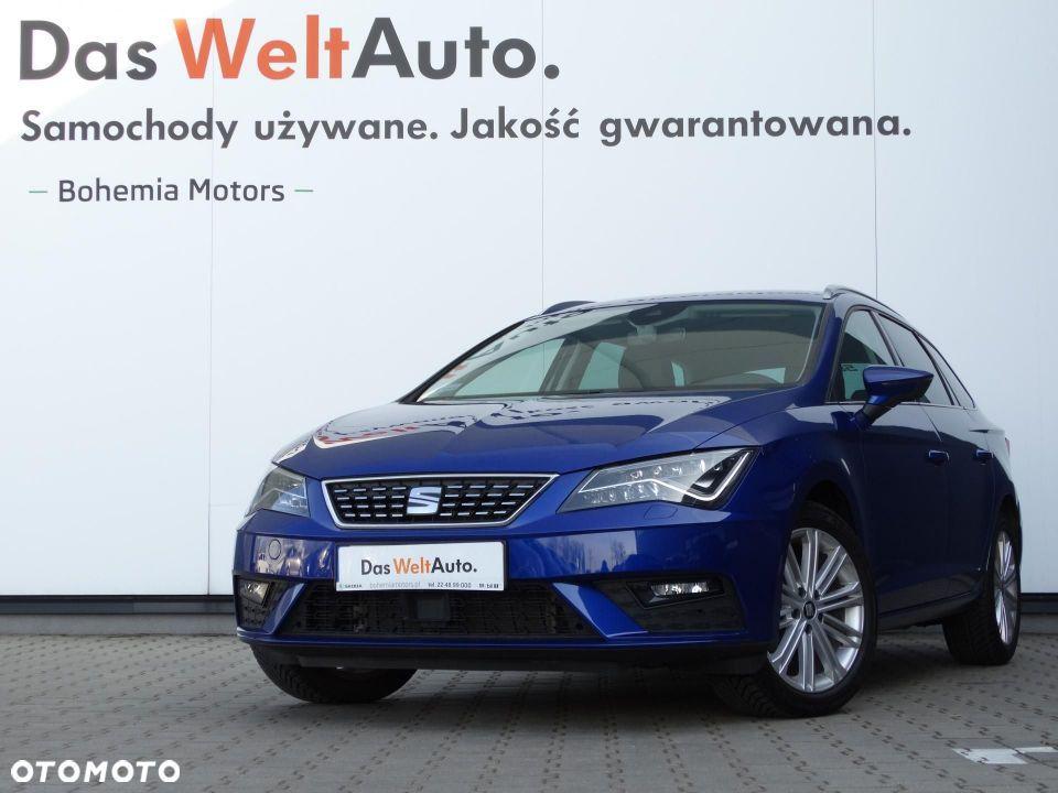 Seat Leon 1.5 EcoTSi 130KM Xcellence Salon Polska Gwarancja Faktura Vat 23%