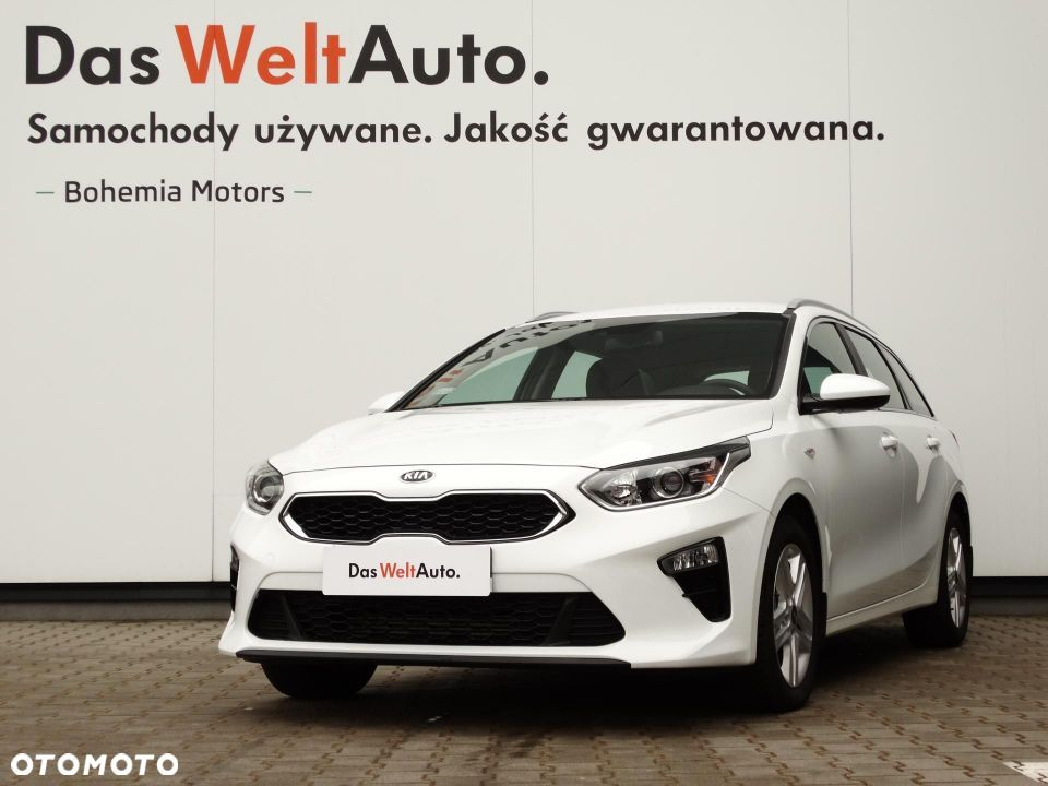Kia Ceed 1.4 T-GDi 140KM Salon Polska Gwarancja Faktura VAT 23%